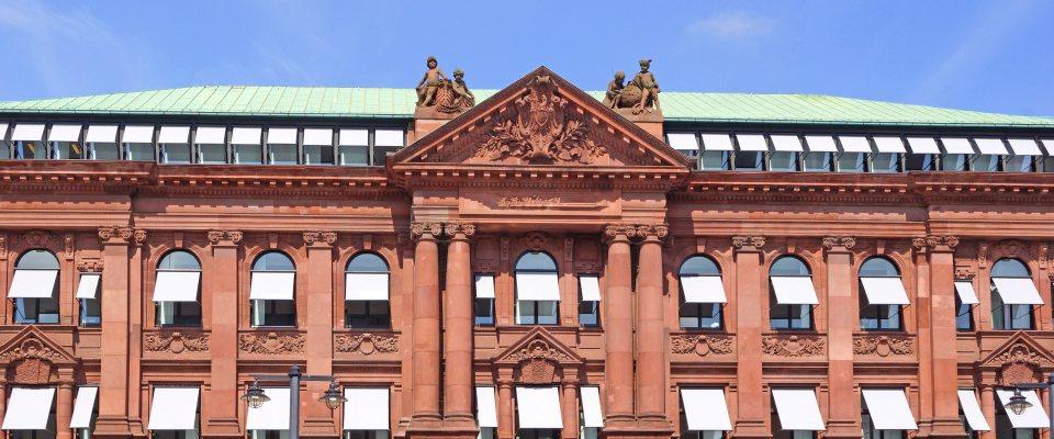 Altstadt Bremen historisches Gebäude