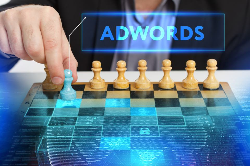adwords Schachbrett
