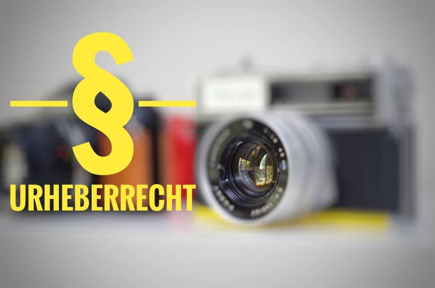 Kamera Urheberrecht