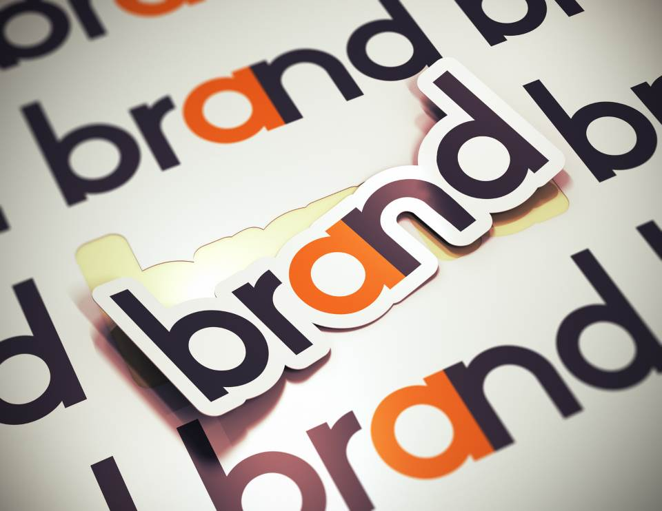 Brand Name Corporate Identity