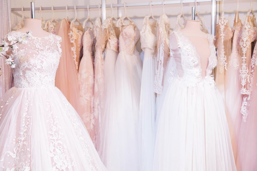 Brautkleider Auswahl