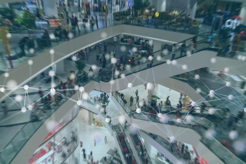 Kaufhaus Einzelhandel