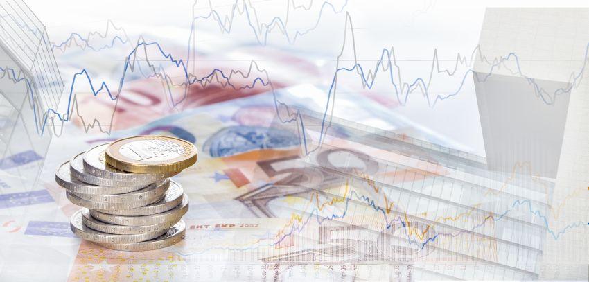 Euromünzen Chart Cloud