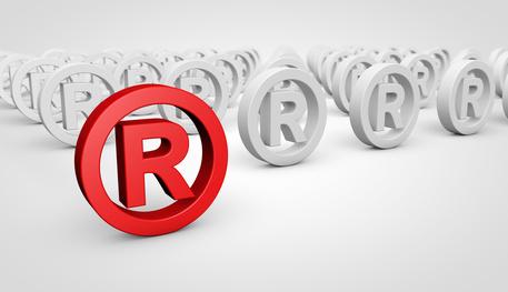 Registered Trademark Symbole