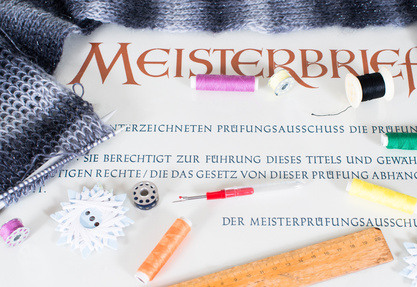 Meisterbrief Handwerk