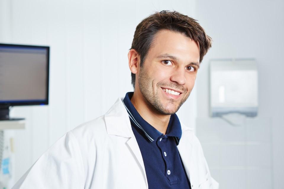 Portrait Chirurg