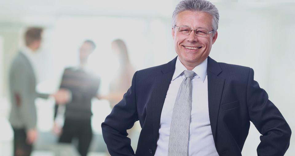 Senior Berater in Firma