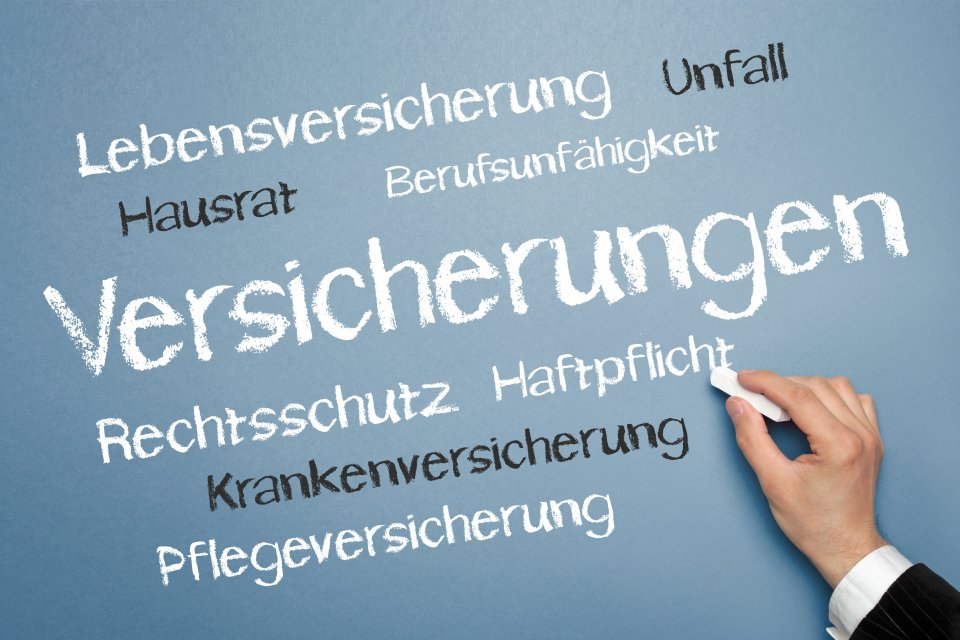 Versicherungen Cloud Sparten