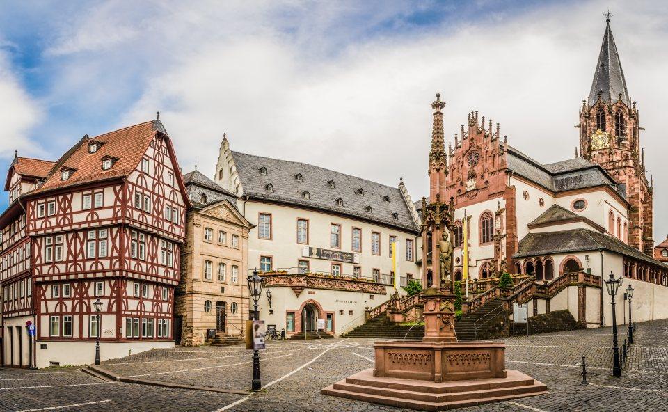 Altstadt Aschaffenburg