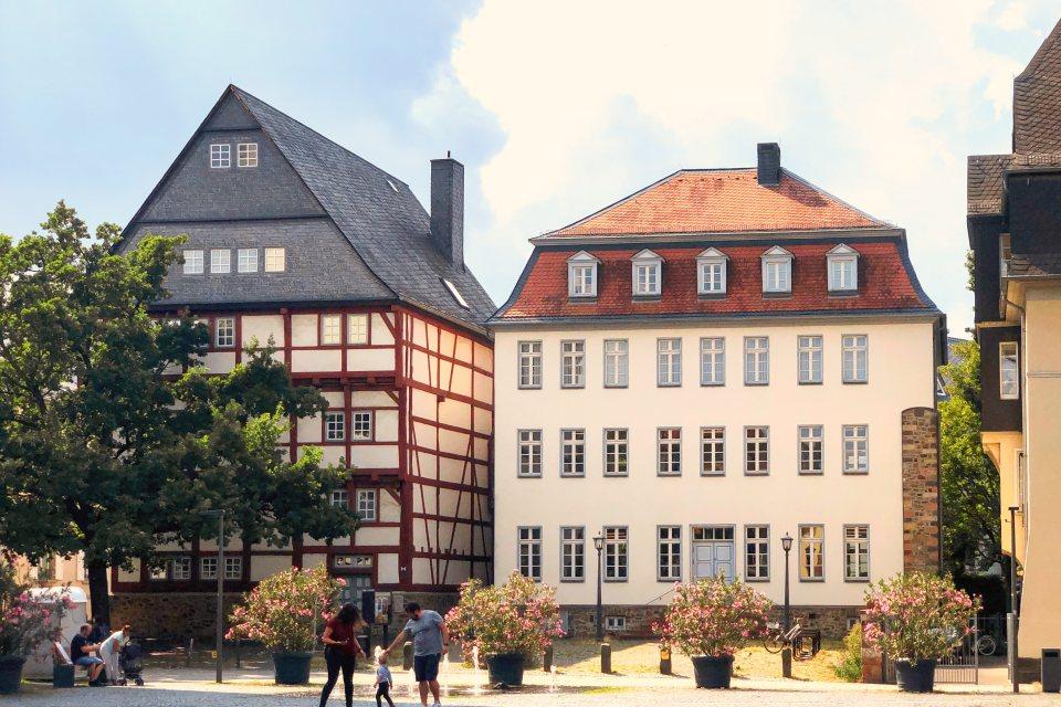 Innenstadt Gießen