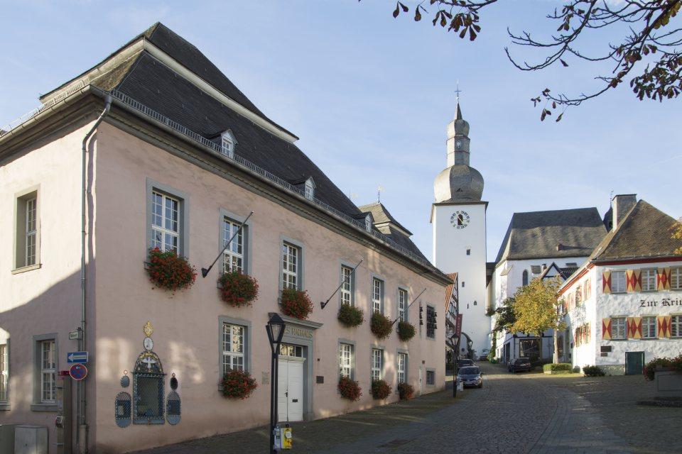 Rathaus Stadt Arnsberg