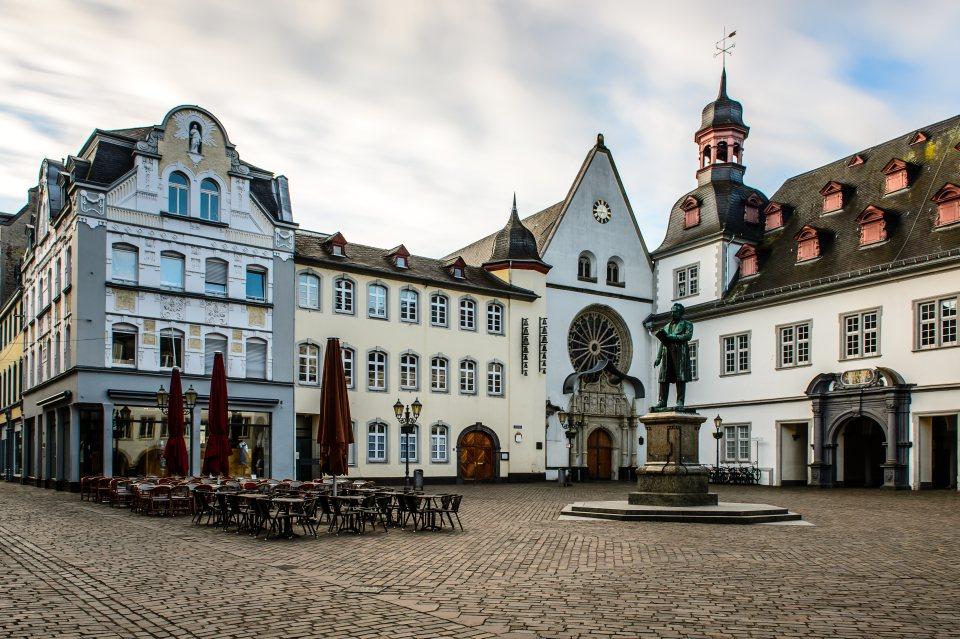 Rathaus Koblenz