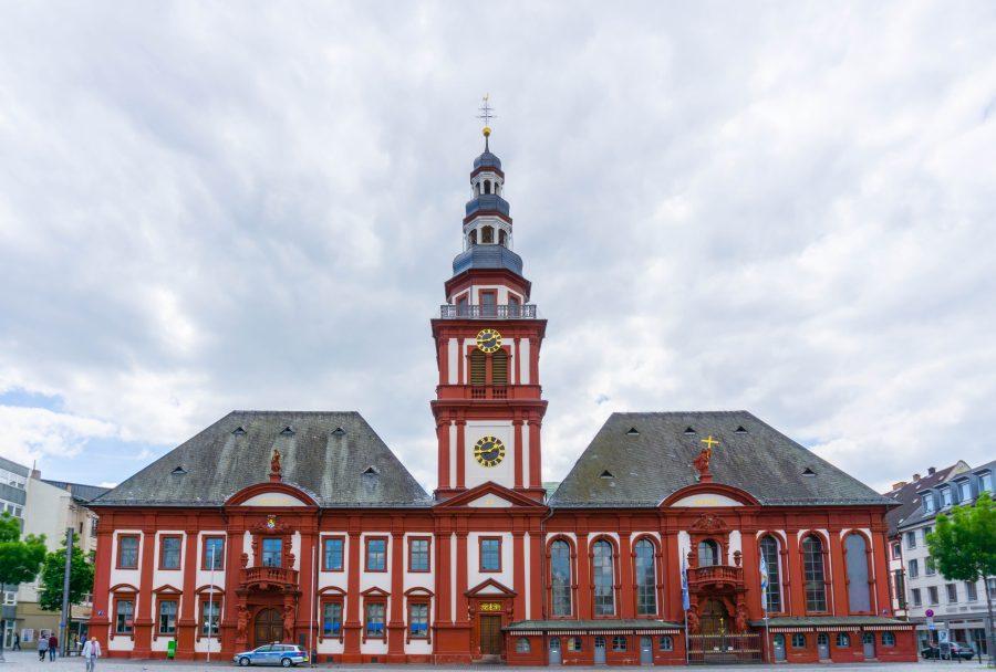 Altes Rathaus Mannheim
